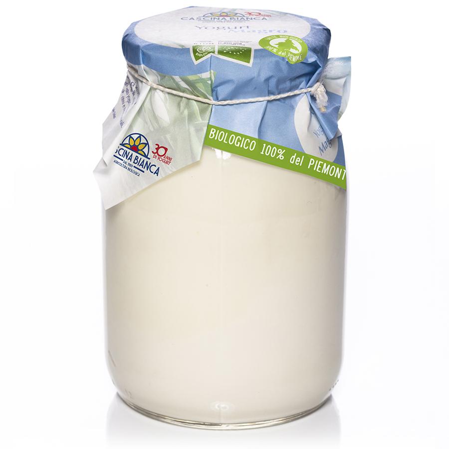 CascinaBianca Piemonte Yogurt Magro Biologico 1000g